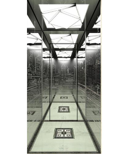 歌拉瑞别墅电梯-智慧城市HC123