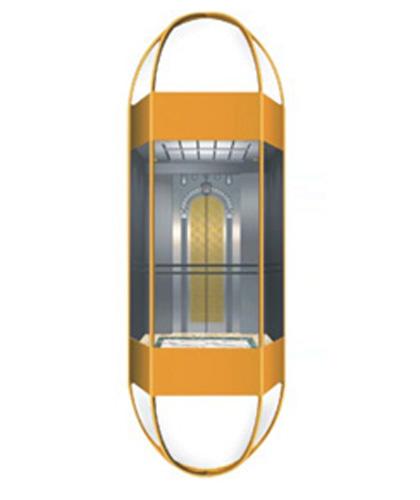 科达观光电梯